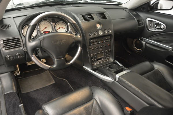 Used 2005 Aston Martin V12 Vanquish S Coupe for sale Sold at Alfa Romeo of Westport in Westport CT 06880 15