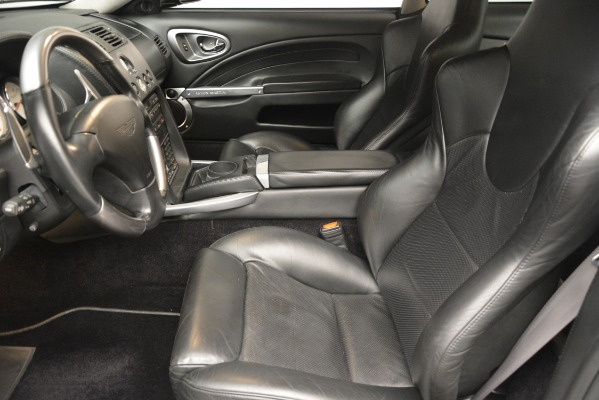 Used 2005 Aston Martin V12 Vanquish S Coupe for sale Sold at Alfa Romeo of Westport in Westport CT 06880 16