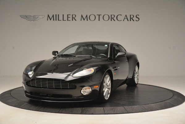 Used 2005 Aston Martin V12 Vanquish S Coupe for sale Sold at Alfa Romeo of Westport in Westport CT 06880 2