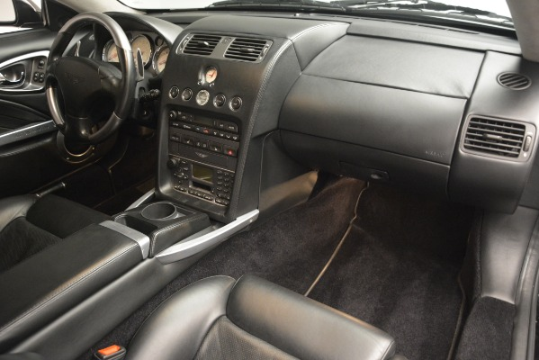 Used 2005 Aston Martin V12 Vanquish S Coupe for sale Sold at Alfa Romeo of Westport in Westport CT 06880 20
