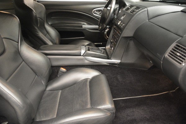 Used 2005 Aston Martin V12 Vanquish S Coupe for sale Sold at Alfa Romeo of Westport in Westport CT 06880 21