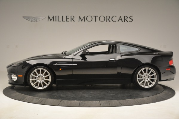 Used 2005 Aston Martin V12 Vanquish S Coupe for sale Sold at Alfa Romeo of Westport in Westport CT 06880 3