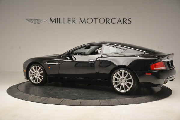 Used 2005 Aston Martin V12 Vanquish S Coupe for sale Sold at Alfa Romeo of Westport in Westport CT 06880 4