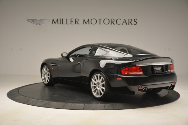 Used 2005 Aston Martin V12 Vanquish S Coupe for sale Sold at Alfa Romeo of Westport in Westport CT 06880 5