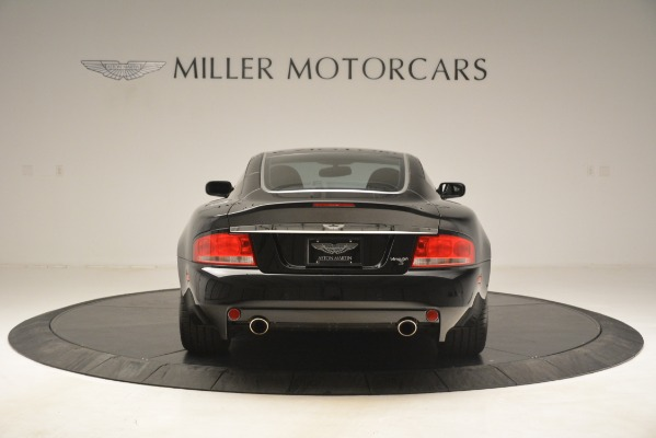 Used 2005 Aston Martin V12 Vanquish S Coupe for sale Sold at Alfa Romeo of Westport in Westport CT 06880 6