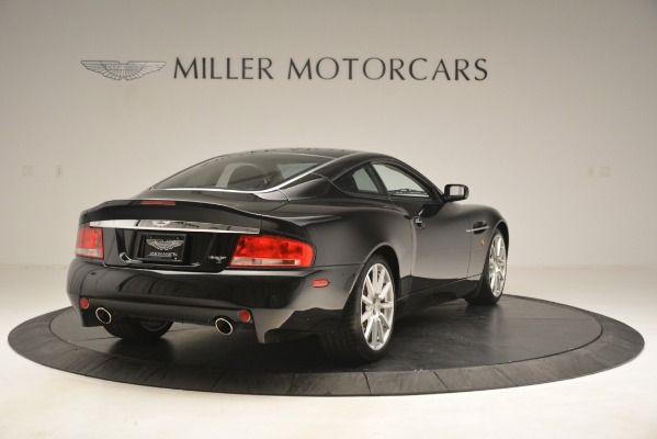Used 2005 Aston Martin V12 Vanquish S Coupe for sale Sold at Alfa Romeo of Westport in Westport CT 06880 7