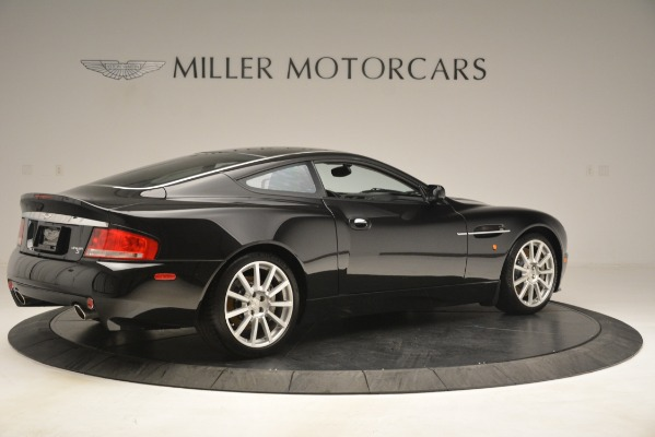 Used 2005 Aston Martin V12 Vanquish S Coupe for sale Sold at Alfa Romeo of Westport in Westport CT 06880 8