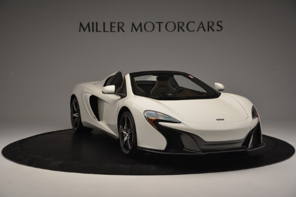 Used 2015 McLaren 650S Convertible for sale Sold at Alfa Romeo of Westport in Westport CT 06880 10