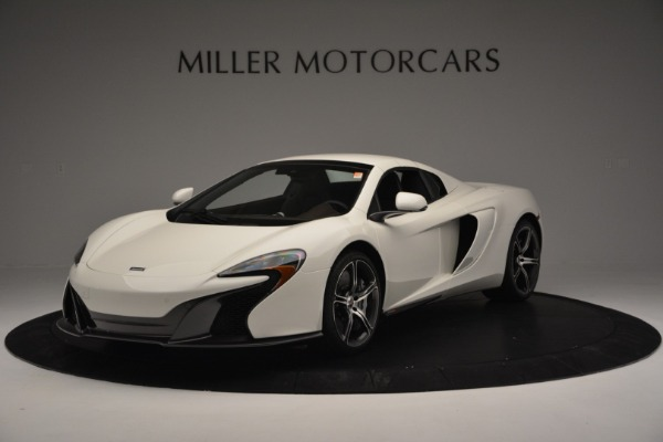 Used 2015 McLaren 650S Convertible for sale Sold at Alfa Romeo of Westport in Westport CT 06880 11