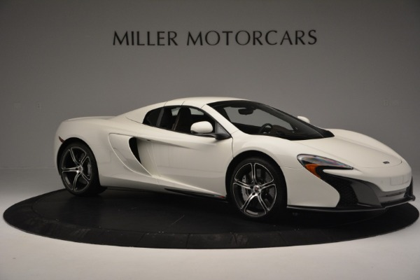 Used 2015 McLaren 650S Convertible for sale Sold at Alfa Romeo of Westport in Westport CT 06880 15
