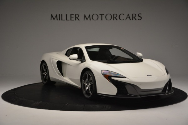 Used 2015 McLaren 650S Convertible for sale Sold at Alfa Romeo of Westport in Westport CT 06880 16