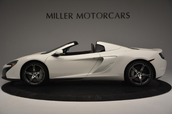 Used 2015 McLaren 650S Convertible for sale Sold at Alfa Romeo of Westport in Westport CT 06880 2