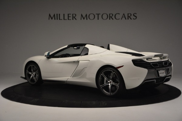 Used 2015 McLaren 650S Convertible for sale Sold at Alfa Romeo of Westport in Westport CT 06880 3