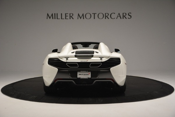 Used 2015 McLaren 650S Convertible for sale Sold at Alfa Romeo of Westport in Westport CT 06880 5