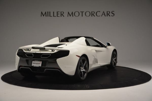 Used 2015 McLaren 650S Convertible for sale Sold at Alfa Romeo of Westport in Westport CT 06880 6