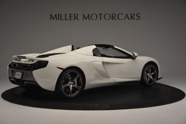 Used 2015 McLaren 650S Convertible for sale Sold at Alfa Romeo of Westport in Westport CT 06880 7