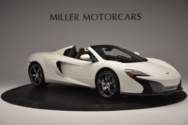 Used 2015 McLaren 650S Convertible for sale Sold at Alfa Romeo of Westport in Westport CT 06880 9