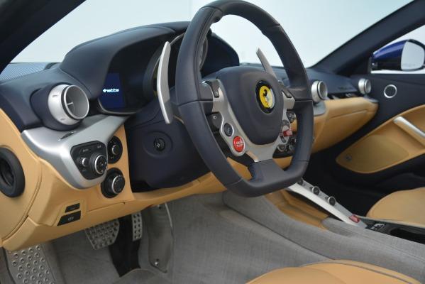 Used 2017 Ferrari F12 Berlinetta for sale Sold at Alfa Romeo of Westport in Westport CT 06880 16