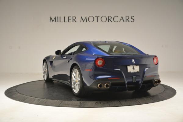 Used 2017 Ferrari F12 Berlinetta for sale Sold at Alfa Romeo of Westport in Westport CT 06880 5