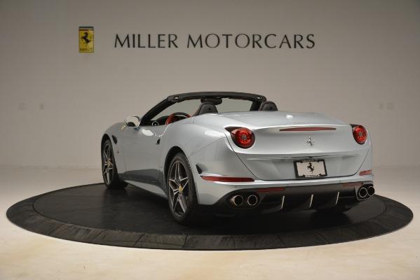 Used 2016 Ferrari California T for sale Sold at Alfa Romeo of Westport in Westport CT 06880 5