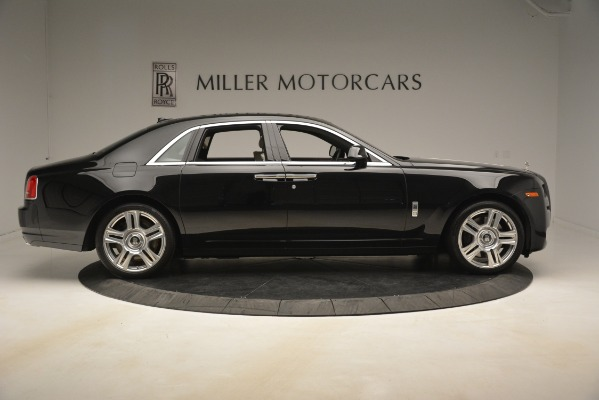 Used 2016 Rolls-Royce Ghost for sale Sold at Alfa Romeo of Westport in Westport CT 06880 10
