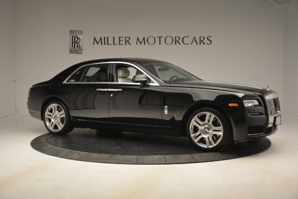 Used 2016 Rolls-Royce Ghost for sale Sold at Alfa Romeo of Westport in Westport CT 06880 11