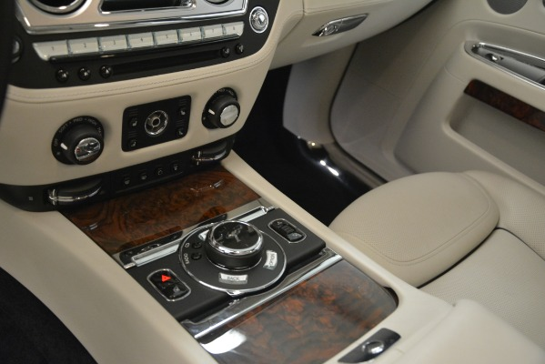 Used 2016 Rolls-Royce Ghost for sale Sold at Alfa Romeo of Westport in Westport CT 06880 22