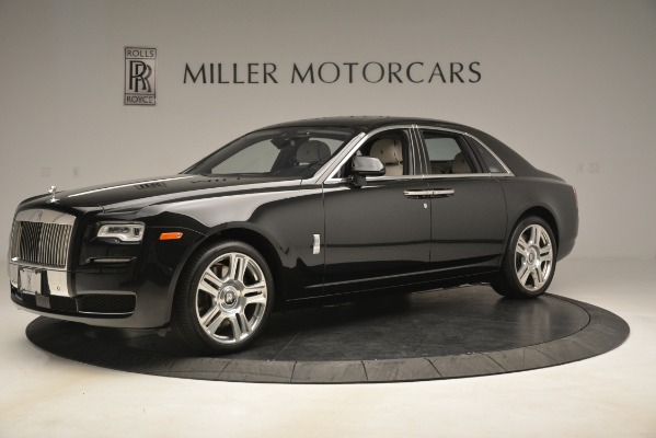 Used 2016 Rolls-Royce Ghost for sale Sold at Alfa Romeo of Westport in Westport CT 06880 3