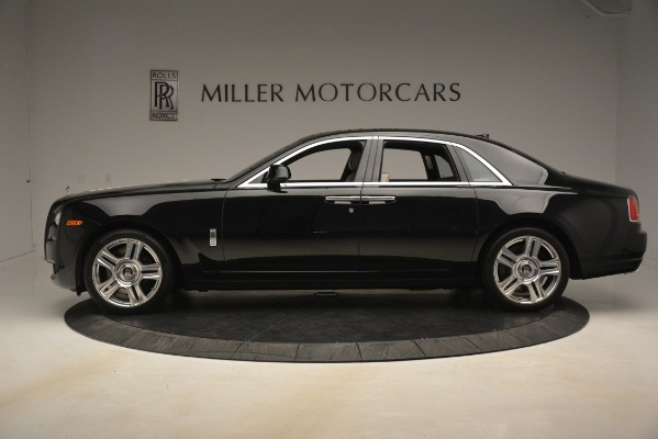 Used 2016 Rolls-Royce Ghost for sale Sold at Alfa Romeo of Westport in Westport CT 06880 4