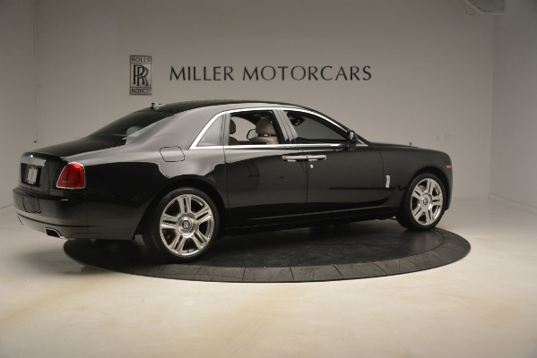 Used 2016 Rolls-Royce Ghost for sale Sold at Alfa Romeo of Westport in Westport CT 06880 9