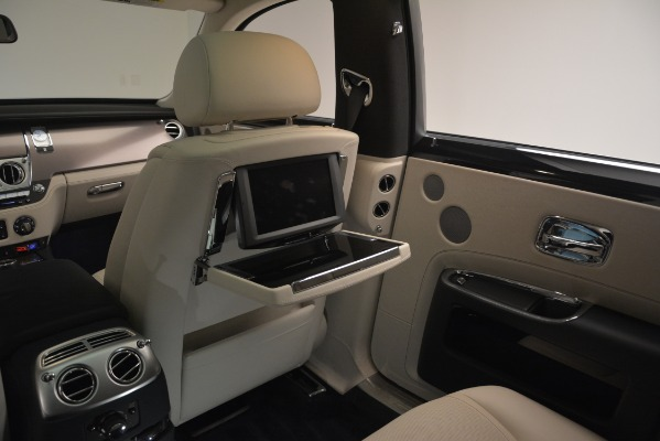 Used 2016 Rolls-Royce Ghost for sale Sold at Alfa Romeo of Westport in Westport CT 06880 23