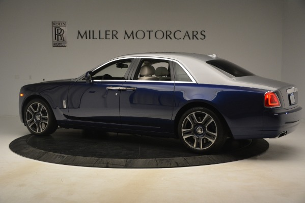 Used 2016 Rolls-Royce Ghost for sale Sold at Alfa Romeo of Westport in Westport CT 06880 5