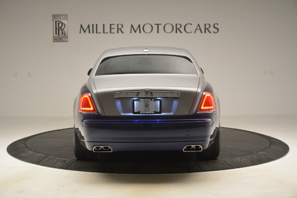 Used 2016 Rolls-Royce Ghost for sale Sold at Alfa Romeo of Westport in Westport CT 06880 7