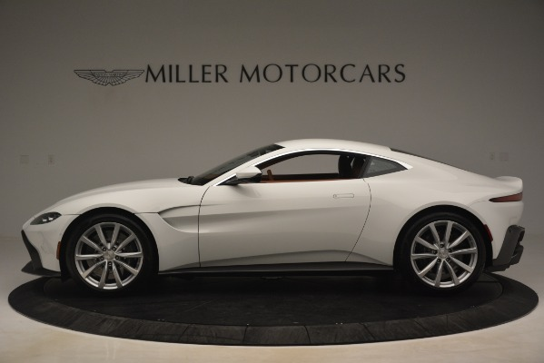New 2019 Aston Martin Vantage Coupe for sale Sold at Alfa Romeo of Westport in Westport CT 06880 2