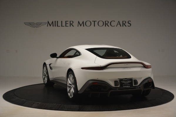 New 2019 Aston Martin Vantage Coupe for sale Sold at Alfa Romeo of Westport in Westport CT 06880 4