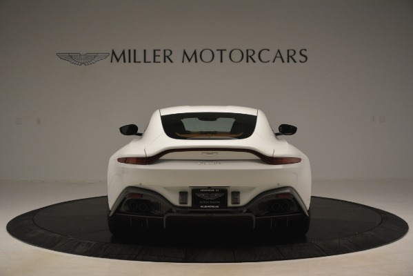 New 2019 Aston Martin Vantage Coupe for sale Sold at Alfa Romeo of Westport in Westport CT 06880 5