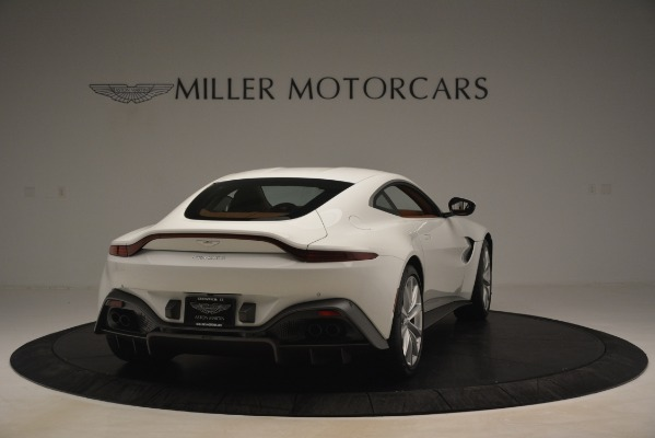 New 2019 Aston Martin Vantage Coupe for sale Sold at Alfa Romeo of Westport in Westport CT 06880 6