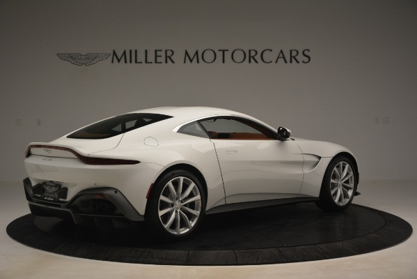 New 2019 Aston Martin Vantage Coupe for sale Sold at Alfa Romeo of Westport in Westport CT 06880 7