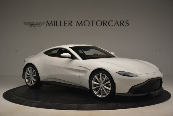 New 2019 Aston Martin Vantage Coupe for sale Sold at Alfa Romeo of Westport in Westport CT 06880 9