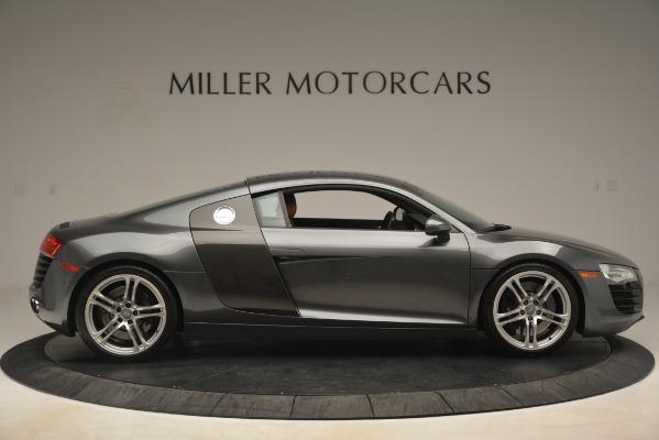 Used 2009 Audi R8 quattro for sale Sold at Alfa Romeo of Westport in Westport CT 06880 10