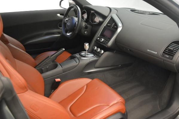 Used 2009 Audi R8 quattro for sale Sold at Alfa Romeo of Westport in Westport CT 06880 16