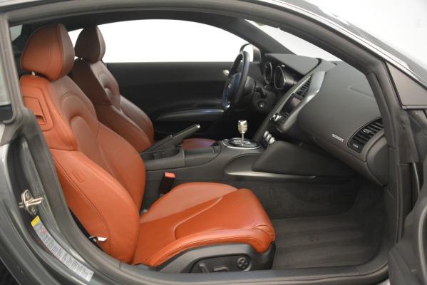 Used 2009 Audi R8 quattro for sale Sold at Alfa Romeo of Westport in Westport CT 06880 17
