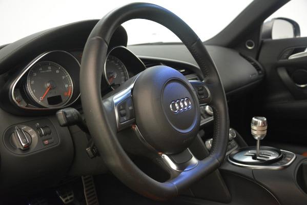 Used 2009 Audi R8 quattro for sale Sold at Alfa Romeo of Westport in Westport CT 06880 20