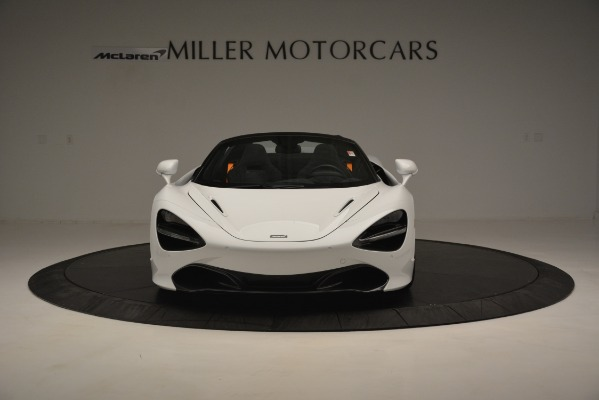 New 2020 McLaren 720S Spider Convertible for sale Sold at Alfa Romeo of Westport in Westport CT 06880 10