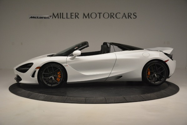 New 2020 McLaren 720S Spider Convertible for sale Sold at Alfa Romeo of Westport in Westport CT 06880 11