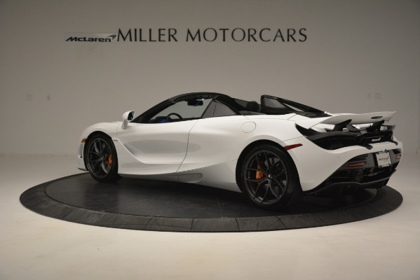 New 2020 McLaren 720S Spider Convertible for sale Sold at Alfa Romeo of Westport in Westport CT 06880 12