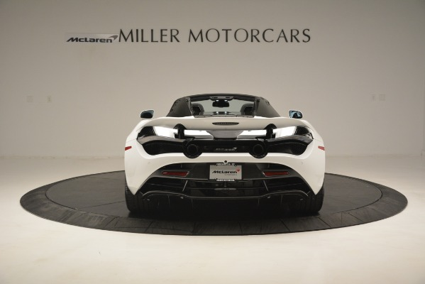 New 2020 McLaren 720S Spider Convertible for sale Sold at Alfa Romeo of Westport in Westport CT 06880 13
