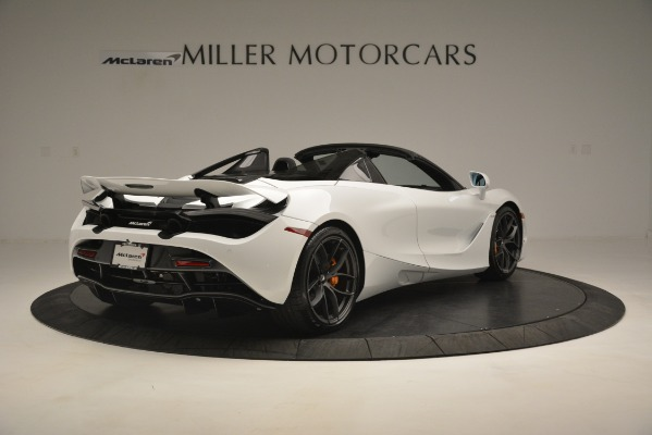 New 2020 McLaren 720S Spider Convertible for sale Sold at Alfa Romeo of Westport in Westport CT 06880 14