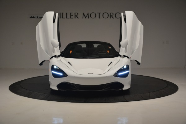 New 2020 McLaren 720S Spider Convertible for sale Sold at Alfa Romeo of Westport in Westport CT 06880 17
