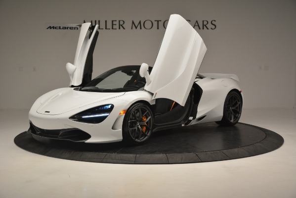 New 2020 McLaren 720S Spider Convertible for sale Sold at Alfa Romeo of Westport in Westport CT 06880 18
